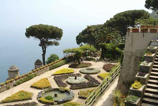Guided tour in Ravello