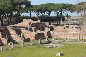 Ancient Ostia Tour Guide