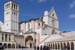 Daily excursion  to Assisi from Rome